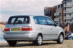 Car review: Kia Carens (2000 - 2006)