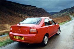 Car review: Kia Shuma (1999 - 2001)
