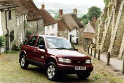 Car review: Kia Sportage (1995 - 2005)