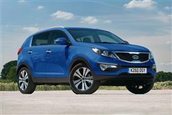 Car review: Kia Sportage (2010 - 2015)