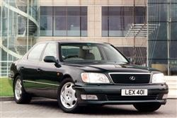 Car review: Lexus LS 400 (1990 - 2000)