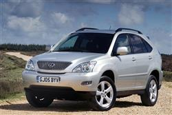 Car review: Lexus RX 300 (2003 - 2009)
