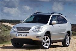 Car review: Lexus RX 300 (2003 - 2009)