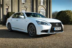 Car review: Lexus LS (2013 - 2018)