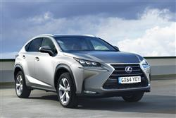 Car review: Lexus NX (2014 - 2016)