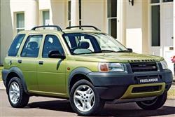Car review: Land Rover Freelander (1997 - 2007)