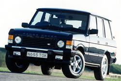 Car review: Land Rover Range Rover Classic (1970 - 1995)
