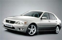 Car review: Lexus IS 200 (1999 - 2005)
