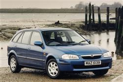 Car review: Mazda 323 (1998 - 2004)