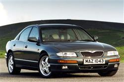 Car review: Mazda Xedos 9 (1994 - 2001)