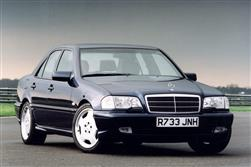 Car review: Mercedes-Benz C-Class C36 / C43 AMG (1994 - 2000)