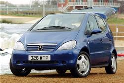 Car review: Mercedes-Benz A-Class (1998 - 2005)
