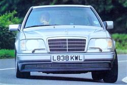 Car review: Mercedes-Benz E-Class (1993 - 1995)