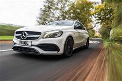 Car review: Mercedes-AMG A45 (2013 - 2018)