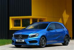 Car review: Mercedes-Benz A-Class (2012 - 2015)