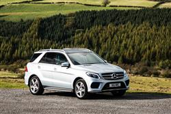 Car review: Mercedes-Benz GLE (2015 - 2018)