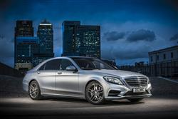 Car review: Mercedes-Benz S-Class Saloon Hybrid (2013 - 2017)