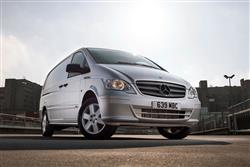 Van review: Mercedes-Benz Vito (2010-2015)