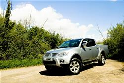 Car review: Mitsubishi L200 (2010 - 2015)