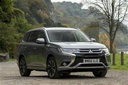 Car review: Mitsubishi Outlander PHEV (2015 - 2017)