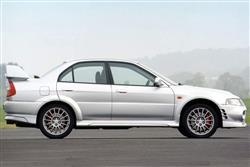Car review: Mitsubishi Lancer Evo VI (1998 - 2001)
