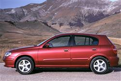 Car review: Nissan Almera (2000 - 2007)