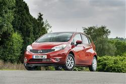 Car review: Nissan Note (2013-2017)