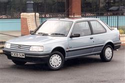 Car review: Peugeot 309 (1986 - 1994)