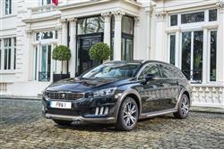 Car review: Peugeot 508 RXH (2012 - 2018)