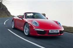 Car review: Porsche 911 Carrera Cabriolet (2011 - 2015)
