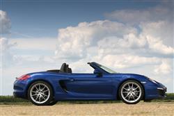 Car review: Porsche Boxster