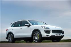 Car review: Porsche Cayenne (2014 - 2017)