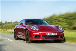 Car review: Porsche Panamera (2013 - 2016)