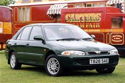 Car review: Proton Persona / Wira (1993 - 2005)