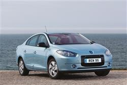 Car review: Renault Fluence Z.E. (2012 - 2014)
