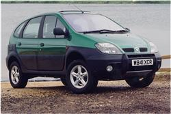 Car review: Renault Scenic RX4 (2000 - 2003)