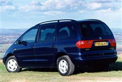 Car review: SEAT Alhambra (1996 - 2000)