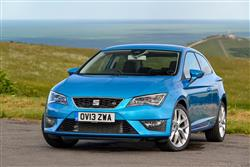 Car review: SEAT Leon (2012 - 2017)