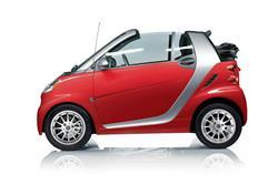 Car review: smart fortwo cabrio (2007 - 2015)