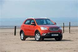 Car review: SsangYong Korando (2013 - 2015)