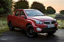 Car review: SsangYong Musso (2016 - 2018)