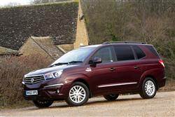 Car review: SsangYong Turismo (2013 - 2015)