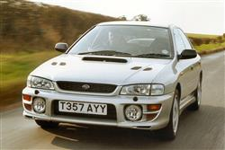 Car review: Subaru Impreza (1993 - 2000)