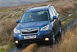 Car review: Subaru Forester (2015 - 2016)