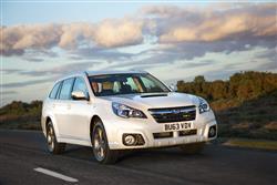 Car review: Subaru Outback (2013 - 2015)