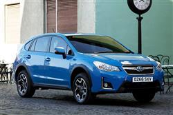 Car review: Subaru XV (2016 - 2017)