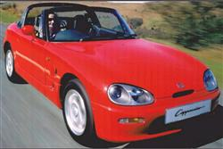 Car review: Suzuki Cappucino (1993 - 1995)