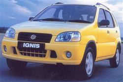 Car review: Suzuki Ignis (2000 - 2008)