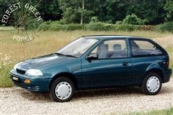 Car review: Suzuki Swift (1988 - 2003)