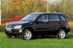Car review: Suzuki Grand Vitara SZ (2009-2015)